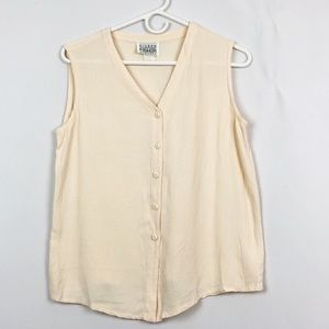Eileen Fisher Button Down Top